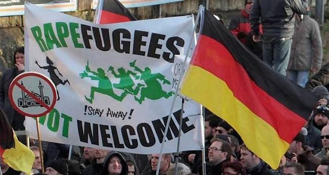 187 جريمة معادية للإسلام في 3 أشهر بألمانيا