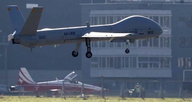 Switzerland admits drone test in Israeli-occupied Golan Heights