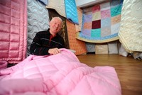 Istanbul's traditional art of quilts compiled in a book