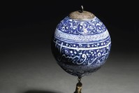 المُعَلَّقة الخزفية من الحقبة العثمانية مصنوعة في إزنيق IHA