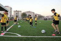 Turkish teen's dream of football training comes true after letter to minister
