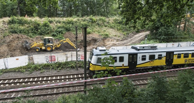 Dig for Nazi gold train under way in Poland