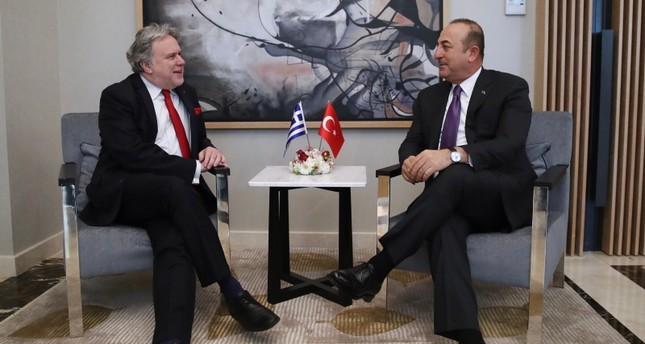 وزير الخارجية اليوناني: لدى تركيا حقوق في شرق المتوسط ونحن ندرك ذلك