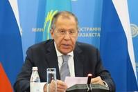 وزير الخارجية الروسي سيرغي لافروف أرشيف