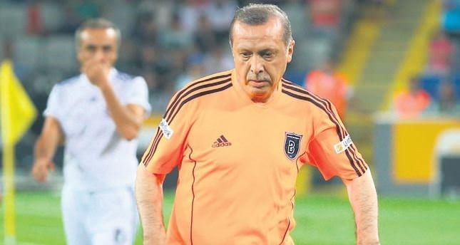 Turkish PM Erdoğan scores a hat-trick