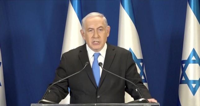 الشرطة الإسرائيلية توصي بتوجيه تهمة الفساد إلى نتنياهو