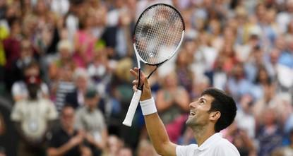 Djokovic downs world no.1 Nadal in epic semifinal at Wimbledon