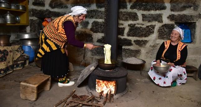 Ecotourism to protect village culture