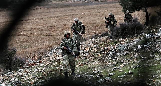 شهيد من القوات المسلحة التركية و4 إصابات بتفجير إرهابي شمالي العراق