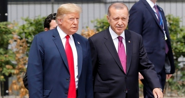 ترامب: تحدثت مع الرئيس أردوغان عما يمكننا فعله بخصوص إدلب