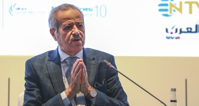 Muhammed Ahmed Faris. (AA Photo)