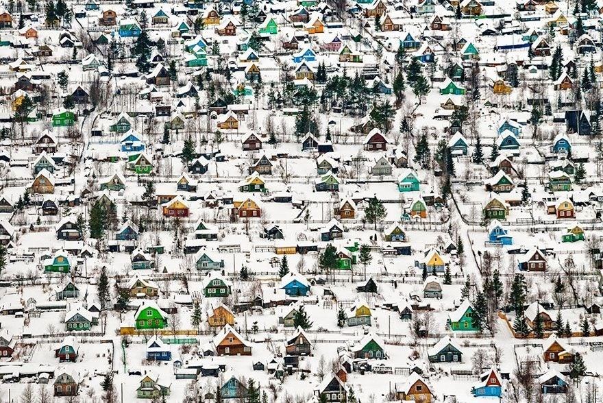 Toy Houses, Russia - 1st place in Architecture & Urban Spaces category
