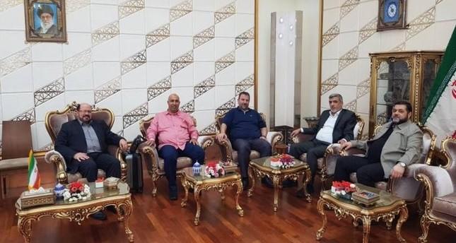 وفد حماس يغادر إيران بعد زيارة استمرت 6 أيام