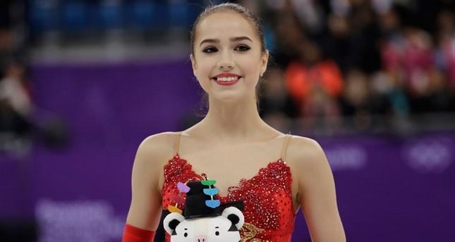 Алина Загитова (Фото: AP)