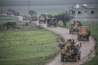 US, UK, Germany call for end to regime attacks on Turkey's observation posts in Syria's Idlib