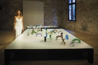 Turkish glass artist brings short film 'Esma' to Venice