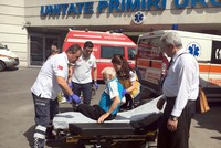 Going across borders, Turkish medical team saves lives