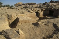 12 ancient cemeteries discovered in Egypt's Aswan