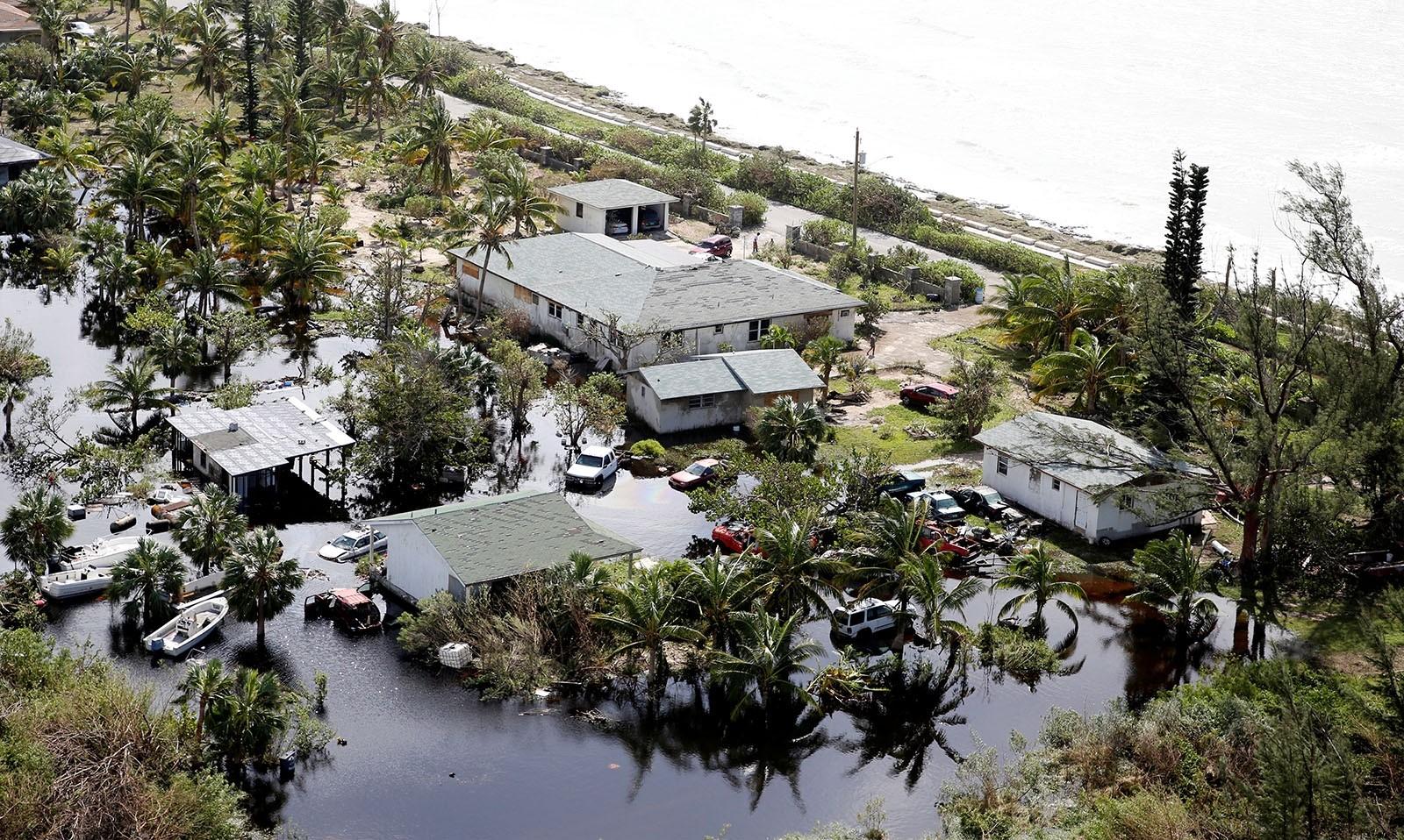 Hurricane Dorian leaves 'generational devastation' on the Bahamas