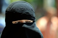 A French businessman said he would pay all fines imposed on women wearing a full-face veil (niqab) in Austria under a law banning it from Oct. 1, an Austrian broadcaster reported.