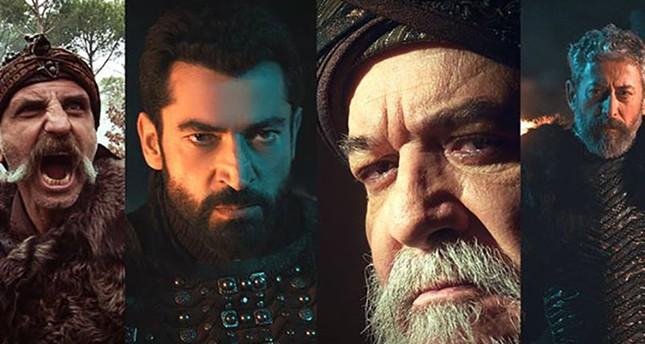 الحلقة الأولى من محمد الفاتح تحتل المرتبة الثالثة في نسب المشاهدة في تركيا