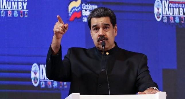 مادورو يعلن وقف المفاوضات الجارية في النرويج مع المعارضة ويضع شروطا لاستئنافها