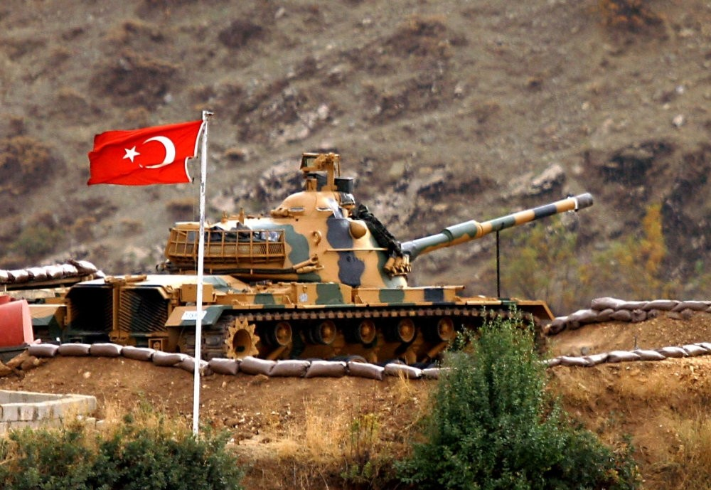 The Turkish Military has already pushed nearly 30 kilometers into northern Iraq towards Mount Qandil
