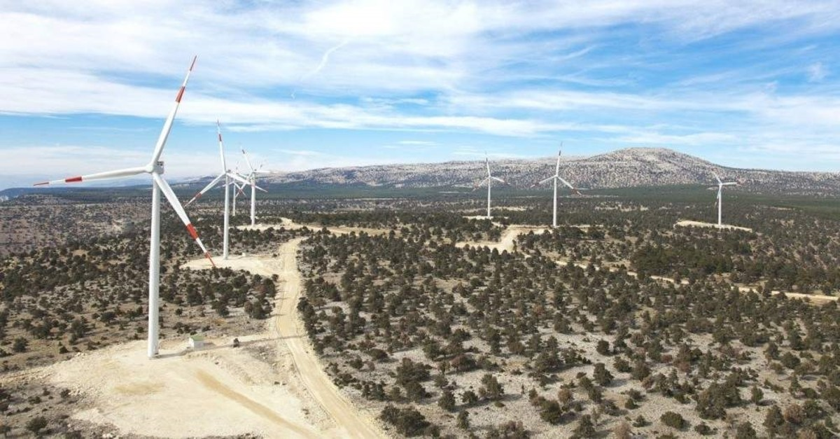 Turkey's wind power capacity has surpassed 7,600 megawatts and the country is planning to expand it with more projects in the upcoming period.