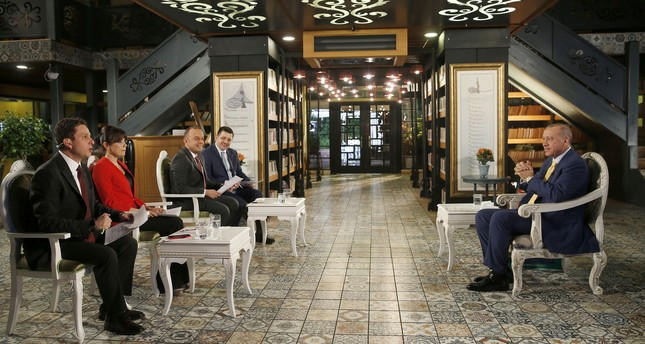 أردوغان يكشف تفاصيل جديدة عن منبج وقنديل وصفقتي إس 400 وإف 35