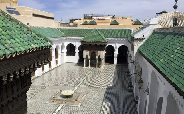 The Qarawiyyin Mosque and University is considered by many historians to be the oldest, continually operating, degree-granting university in the world.