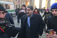Бывший глава сирийского филиала террористической группы PK Партии «Демократический союз» (PYD) Салих Муслюм (Фото: АА)