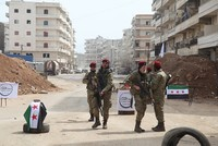 11 killed by YPG bomb in building in Afrin town center