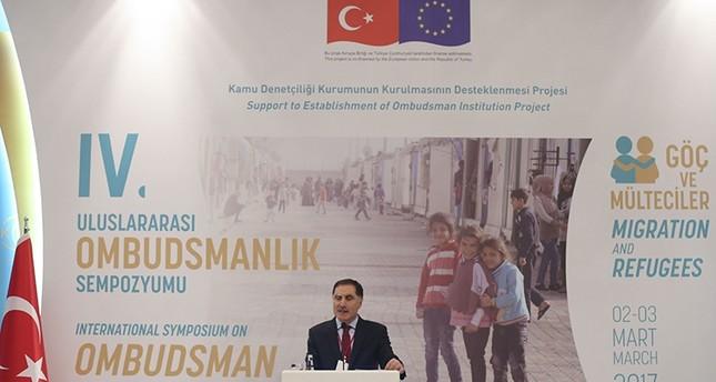 أنقرة تستضيف الندوة الدولية الرابعة لأمناء المظالم
