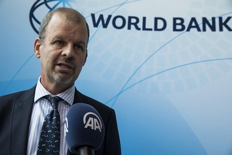 World Bank Country Director for Turkey Johannes Zutt (AA Photo)