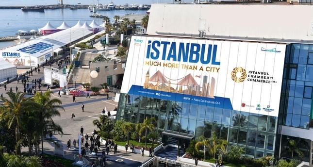 بدء فعاليات معرض العقارات والقمة العربية التركية في إسطنبول