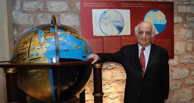 Fuat Sezgin received many prizes and awards during his seven-decade academic career on the golden age of Islamic science and technology.