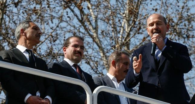 الذباب الإلكتروني السعودي يهاجم تركيا بتحريف كلمة لوزير الداخلية