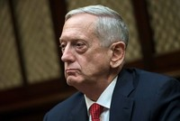 U.S. Secretary of Defense Jim Mattis on Friday suggested that the terrorist PKK's Syrian offshoot the People's Protection Units (YPG) could become local police force.