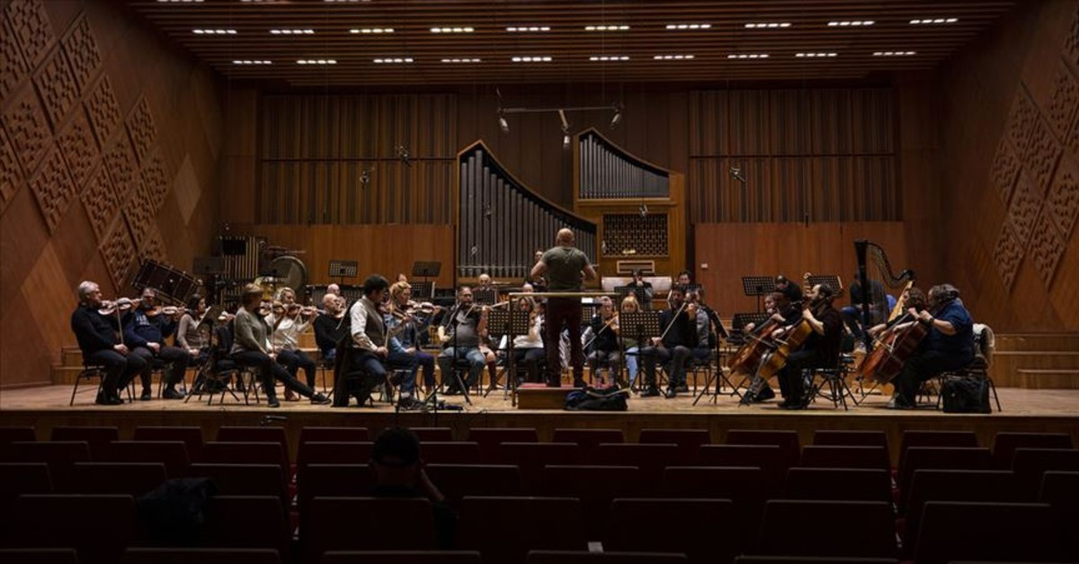 The Presidential Symphony Orchestrau2019 s concert will be held at the ATO Congresium under the baton of Burak Tu00fczu00fcn.