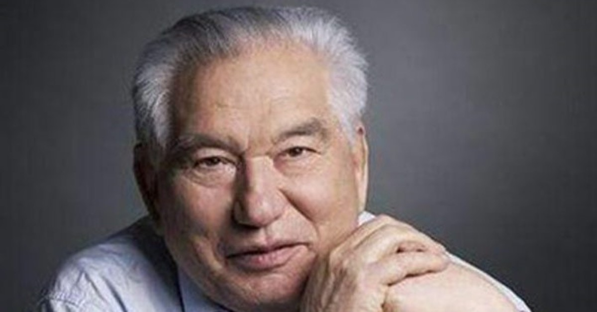 Chingiz Aitmatov was a brilliant author whose books have been read by millions around the world.