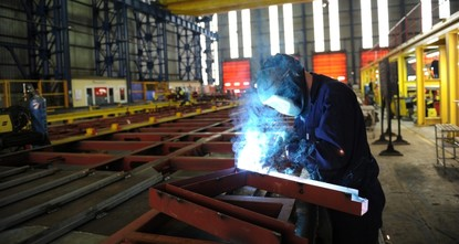Промышленное производство в Турции выросло на %6,2