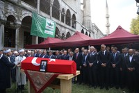 A farewell for top culture bureaucrat Haluk Dursun