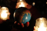 The lights are being switched off around the world at 8:30 p.m. on Saturday evening, to mark the 10th annual Earth Hour, and to draw attention to climate change.  The initiative began in...