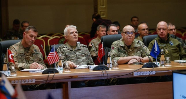 NATO military committee holds talks in Turkey