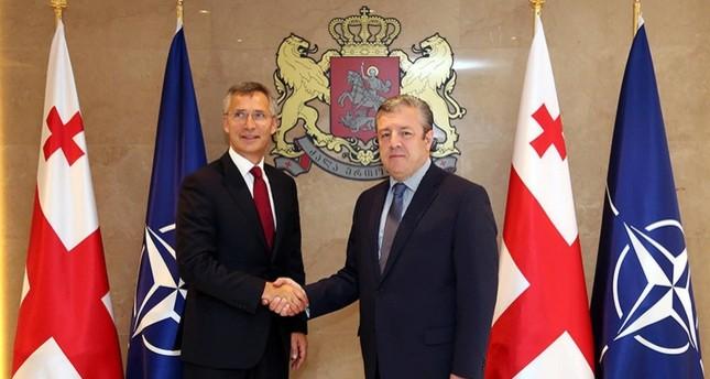 الأمين العام للناتو يعلن دعم الحلف لتركيا في حربها ضد داعش
