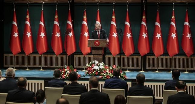 أردوغان يعد بقصة نجاح جديدة لتركيا بعد جائحة كورونا