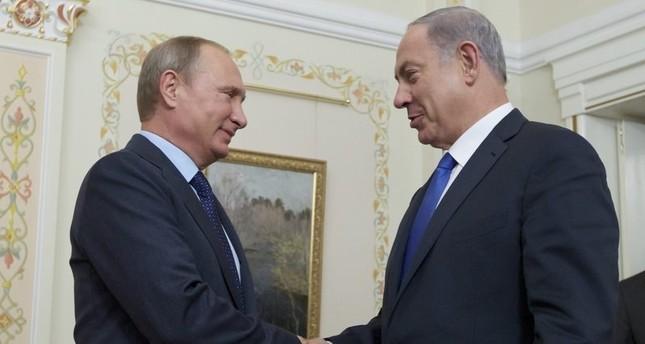 نتانياهو يزور روسيا للمرة الثانية خلال أقل من شهرين