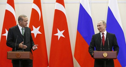 Erdoğan, Putin meeting in Moscow to focus on post-US Syria