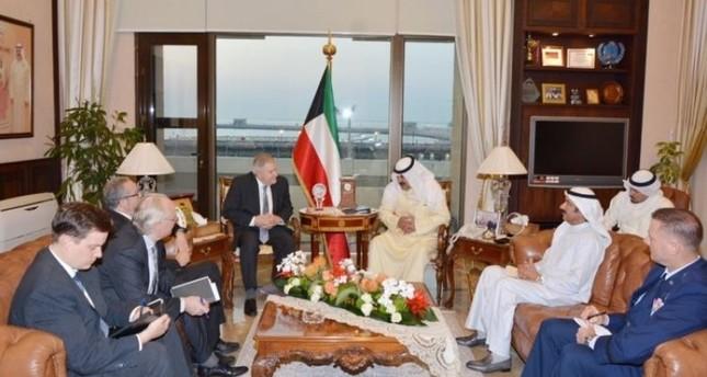 أزمة الخليج: مبعوثان أمريكيان في الدوحة وكويتيان في عُمان