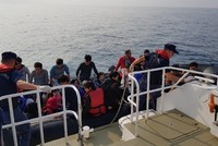 173 irregular migrants held in Turkey's Izmir